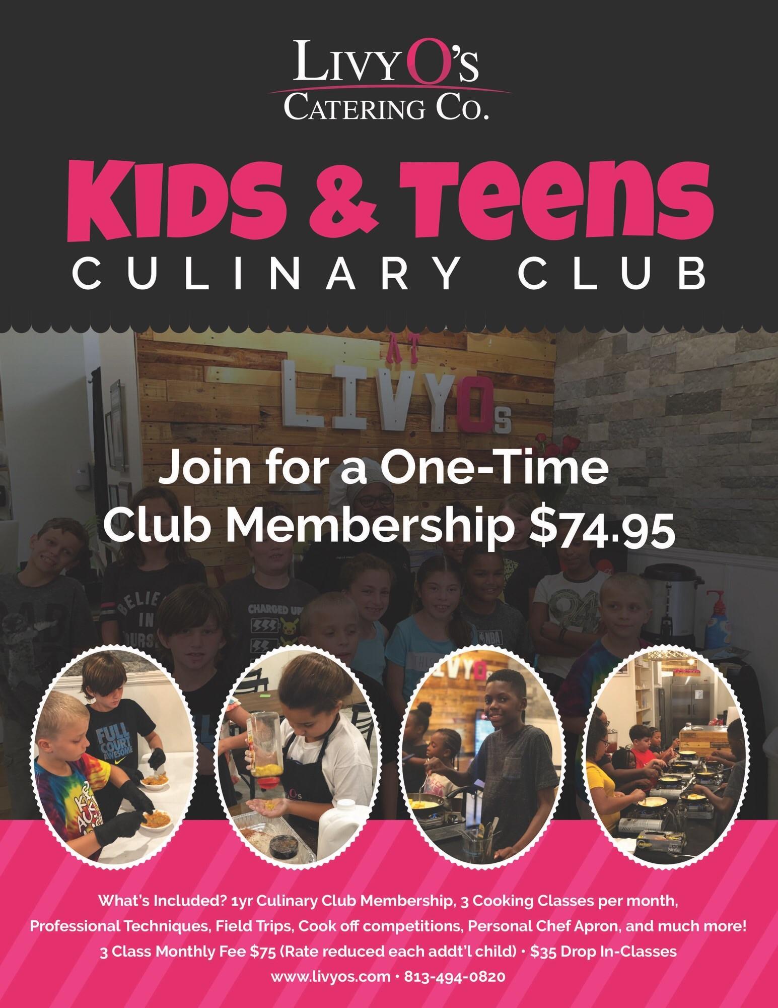 Culinary Club